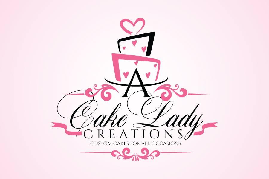 Logo A Cake Lady Creations A Cake Lady Creations